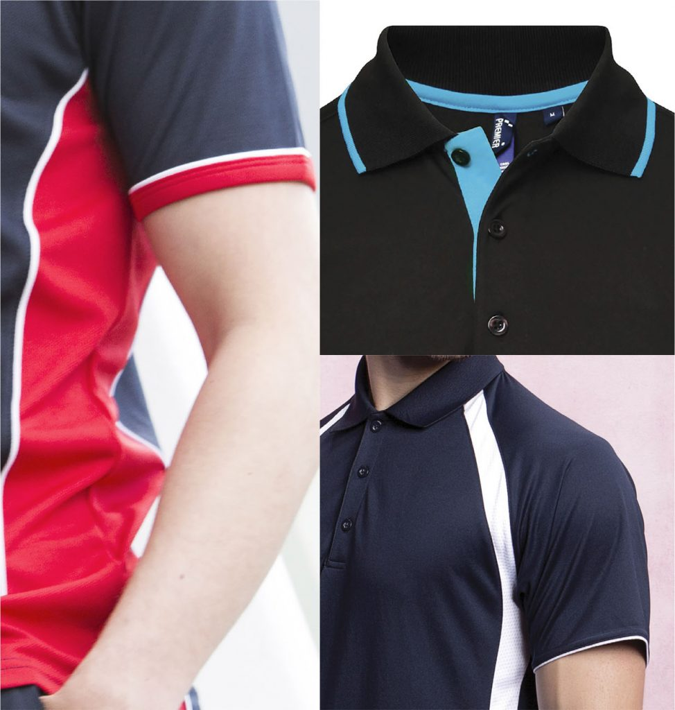 Embroidered Polo Shirts For The Summer Kylemark Workwear Staff